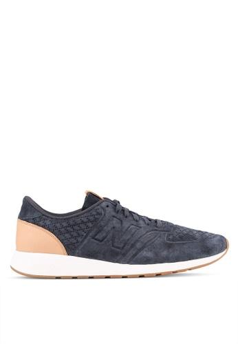 New Balance black 420D 70s Running Lifestyle Sneakers NE323SH0S6VRMY_1