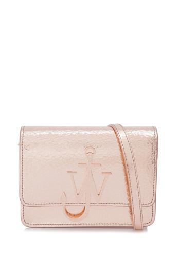 J.W.ANDERSON pink J.W. Anderson Logo Bag A5522ACC6F9C07GS_1