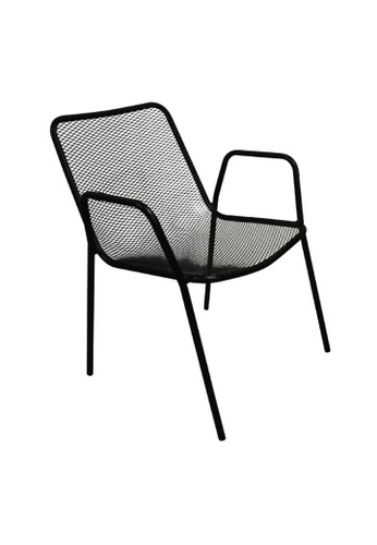 Chic Establishment black Lustenau Chair C15ACHL393020EGS_1