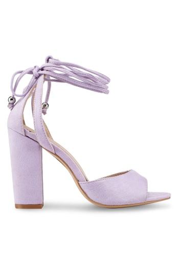 Public Desire purple Frenchie Heels 6DB67SH01D6ACCGS_1