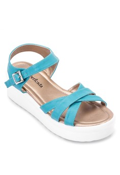 Angel Wedge Sandals