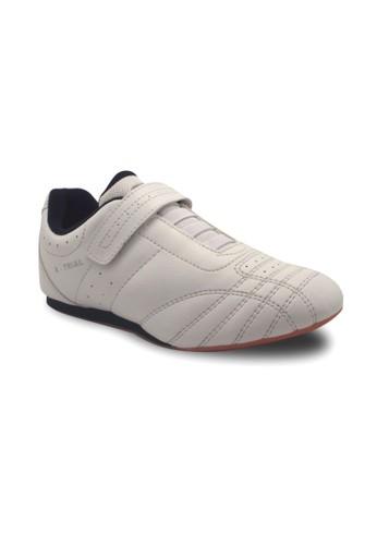 FANS white Fans Xtrial W - Taekwondo Shoes White Navy FA469SH80JMPID_1