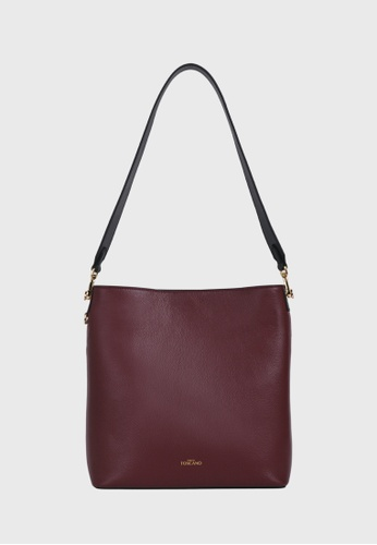 Tocco Toscano red and  Lunar Feed Bag (Burgundy) DC97DACD09530BGS_1