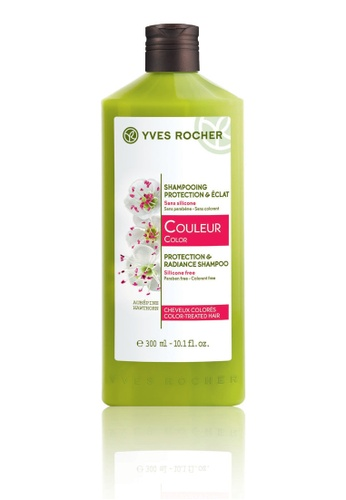 Yves Rocher Botanical Hair Care Color - Protection And Radiance Shampoo -300ml YV348BE30KWFMY_1