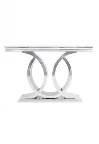 Choice Furniture silver Choice Furniture - Chanel Dining Table 5665FHLD3F43B6GS_1