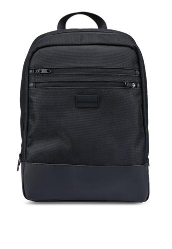 Calvin Klein black Pilot Backpack 40 - Calvin Klein Jeans Accessories 5EEDCACAC3189DGS_1