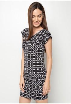 Jada Printed Dress