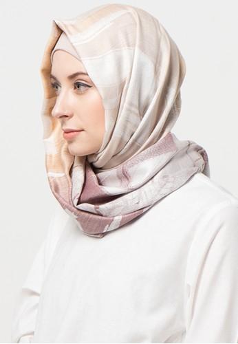 SHALIMAR beige Shalimar Pashmina Yatch Design SH713AA95CLSID_1