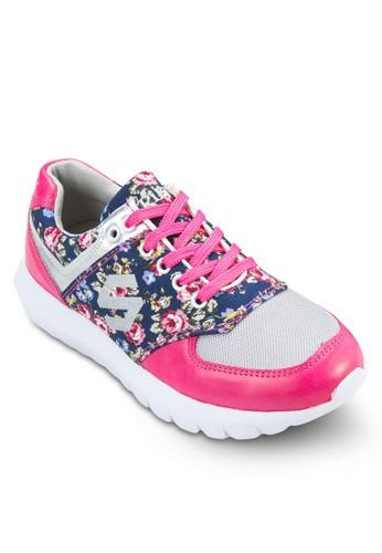 Floral Sneakers, 女鞋, zalora鞋鞋