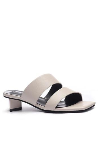 Twenty Eight Shoes Modern Style Flat Sandals 865-2 A7E3BSHF7A0414GS_1