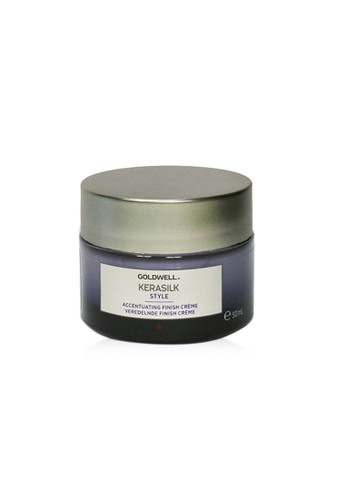 Goldwell GOLDWELL - Kerasilk Style Accentuating Finish Creme (For Weightless, Touchable Hair) 50ml/1.7oz 89176BE8A0F334GS_1