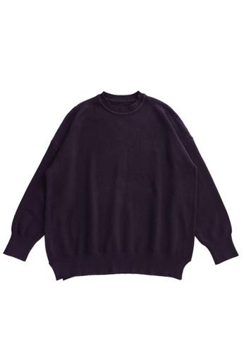Twenty Eight Shoes Lightweight Knit Sweater 1880W20 4F59CAAE4C0BB3GS_1