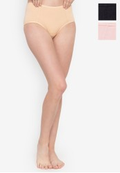 Kimberly multi Lexi 3-in-1 Panty Set 684E7US81AD54AGS_1