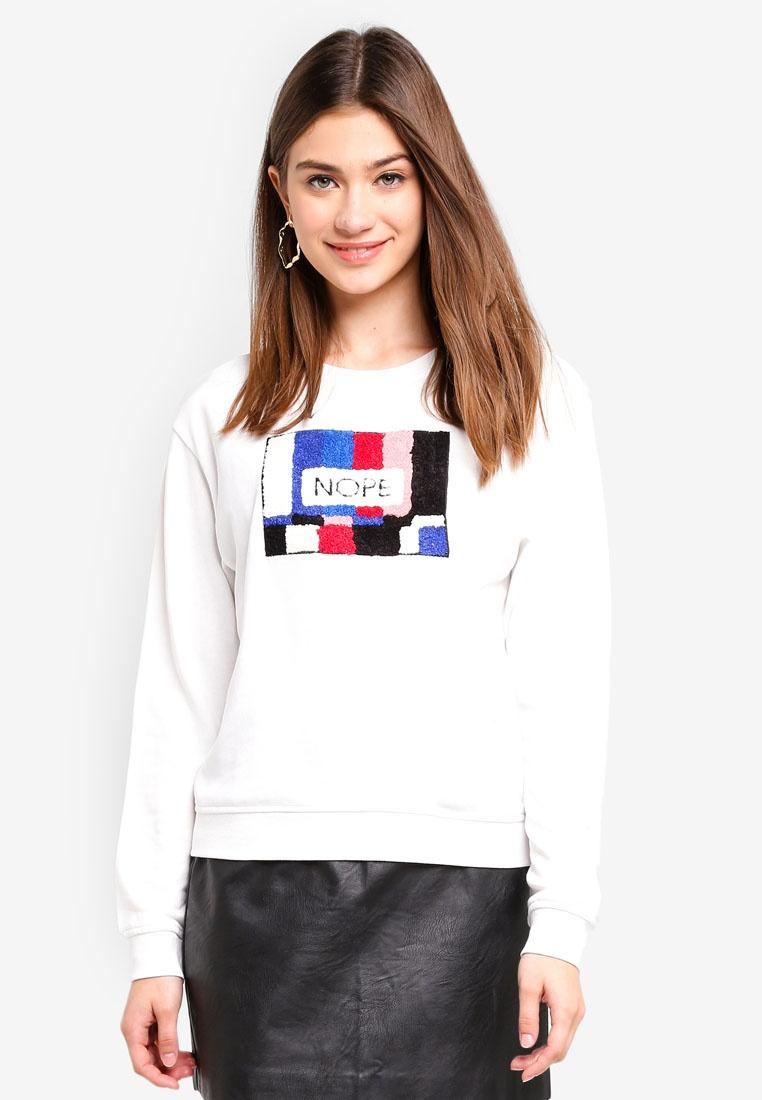 Sweater JACQUELINE Embroidery Dancer Cloud Class Embroidery DE YONG 5Z4xw