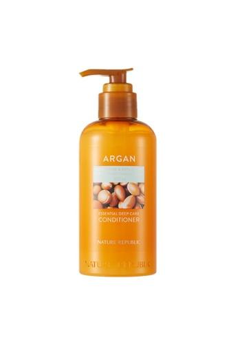 NATURE REPUBLIC Argan Essential Deep Care Conditioner 38793BEEF067E3GS_1
