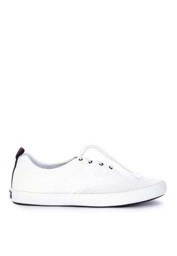 Sperry white Flex Deck Cvo Sneakers 4D480SH12F1850GS_1