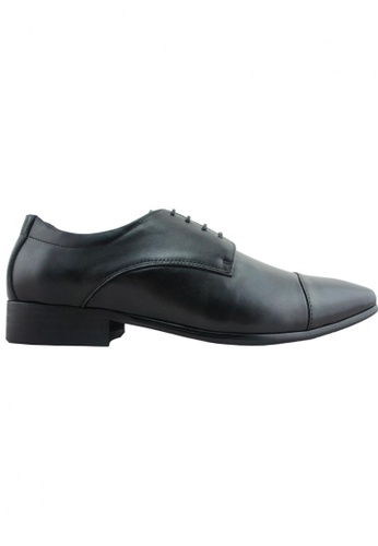 Rad Russel black Rad Russel Lace Up Derby RA654SH41QGOSG_1