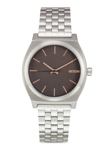 Nixon A0452064 經典鍊錶, 錶esprit台灣門市類, 不銹鋼錶帶