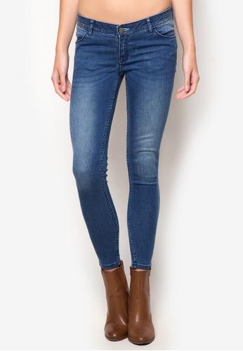 Wrangler blue Shapekeeper Jeans WR067AA06QJHPH_1