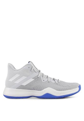 adidas grey adidas mad bounce AD372SH0SUKWMY_1