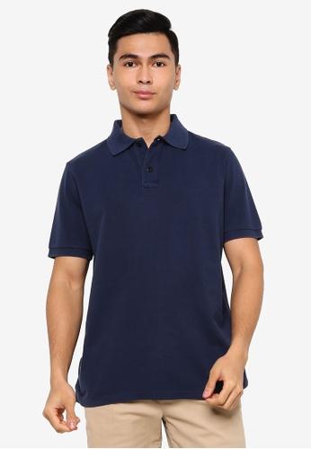 The Academy Brand navy Academy Polo Shirt A8290AA22F9C36GS_1