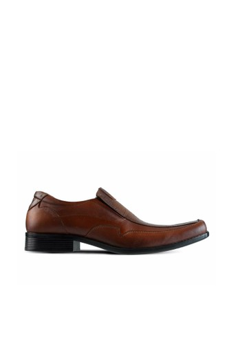 Sogno brown Sepatu Pantofel Pria GF.8210 BDCD0SH032556BGS_1