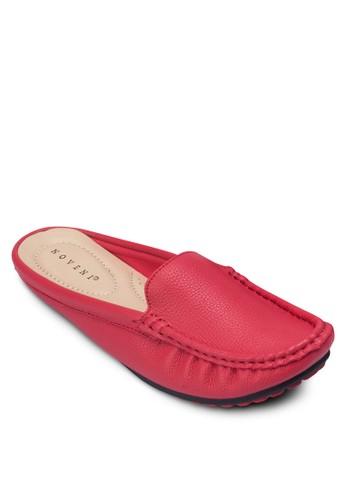 仿皮salon esprit休閒拖鞋, 女鞋, 鞋