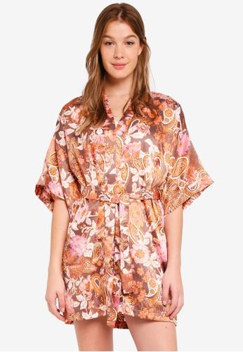 Cotton On Body multi Kimono Gown 43EE2AA028B003GS_1