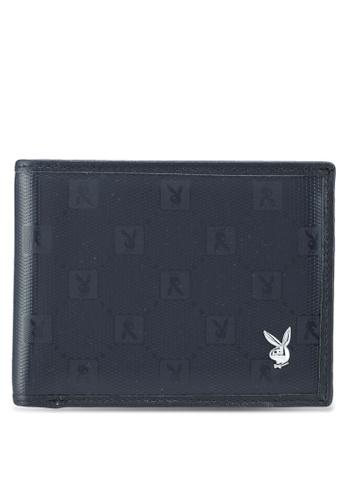 Playboy blue Playboy Bi-Fold Wallet 85CA4ACDC99A12GS_1