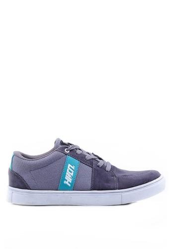 Sogno grey Shoes Male Ramps - H 5089 EEAAFSH0B0038FGS_1