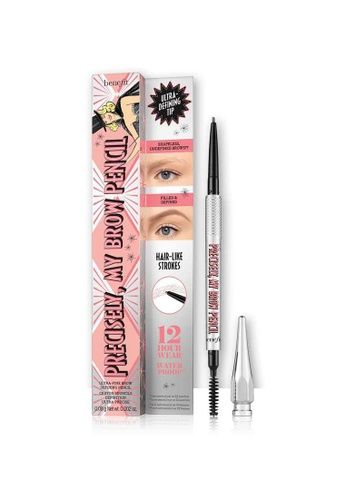 Benefit brown Precisely, My Brow Eyebrow Pencil - Shade 02 (Light) 9A0B3BE3996724GS_1