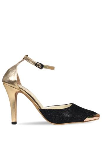 Claymore High Heels 018 MZ - Black