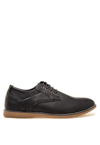 Preview black Men's Formal Shoes PR211SH33GOGPH_1