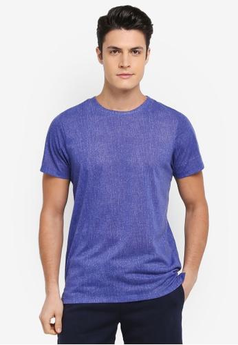 Cotton On blue Coar Active Tee 8F916AA8397B0DGS_1