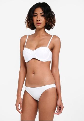 Yshey white Brigitte Jacqueline Bikini Set YS681US0RTLYMY_1