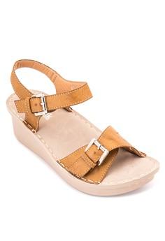 Rhea Wedge Sandals