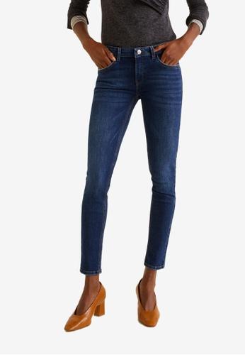 3a278d1beea61 Buy Mango Kim Skinny Push-Up Jeans Online on ZALORA Singapore