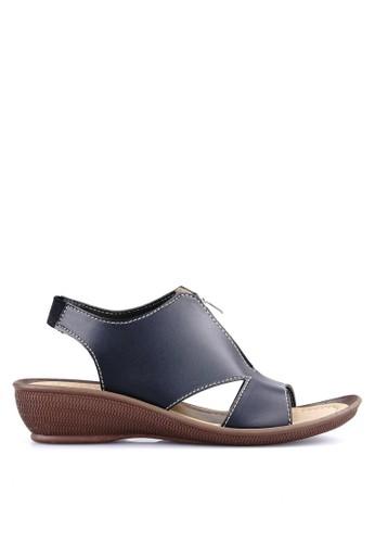 Ghirardelli black Ghirardelli Sandal Celestia - Black GH325SH0V2IPID_1