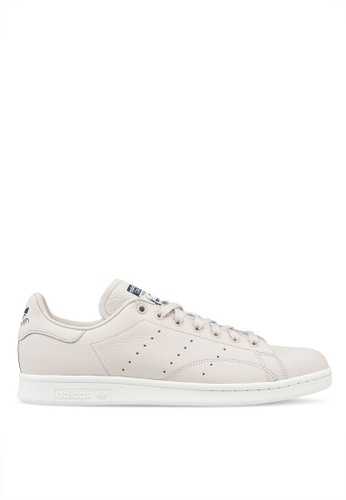 adidas brown adidas originals stan smith 1ED39SHE4FAC2BGS_1