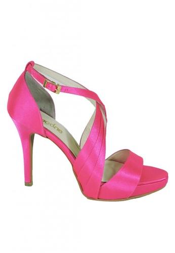 Jacque pink Luxe Pink Heels 09B91SHB53E497GS_1