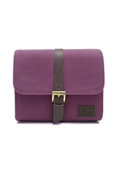 Cava S Genuine Leather Trim Travel Mirrorless Camera Bag