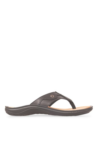 JAVA SEVEN black JAVA SEVEN Shoes Habana 1 Brown Men's Y-Strap Sandal & Flip Flops JA154SH44ILJID_1