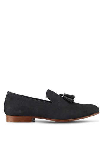 ALDO black Cadilia Loafers 77E5DSH32BB994GS_1