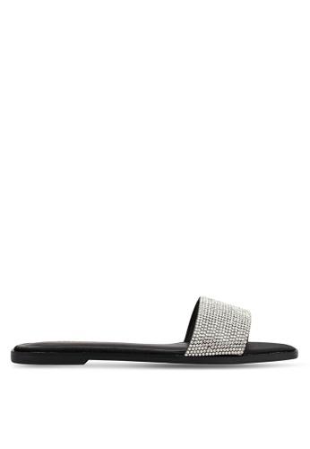 021aaaa5a48 ALDO black Oneriwia Sandals CCFBBSH5344FFEGS 1