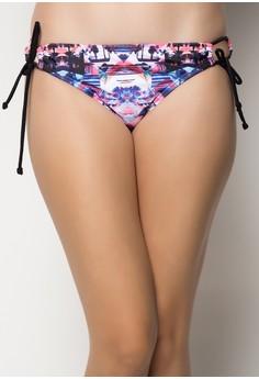 Chevron Knot Hipster Swimwear Bottom
