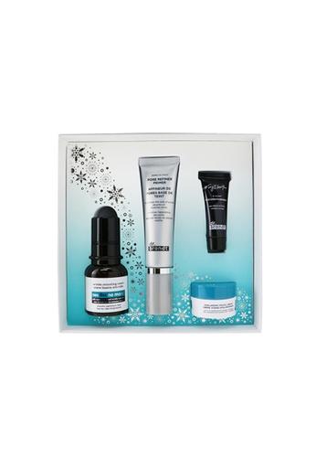 Dr. Brandt DR. BRANDT - Skincare Wishlist Kit: Pore Refiner Primer 30ml+ Wrinkle Smoothing Cream 15g+ Microdermabrasion 7.5g+ Hyaluronic Cream 10g 4pcs 16FF4BEC3E8CC6GS_1