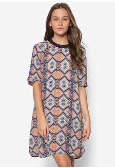 Oda Short Dress