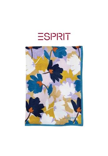 ESPRIT Esprit Flannel Fleece Blanket (  Single 150cm x 200cm ) D2EC4HLB9500D8GS_1