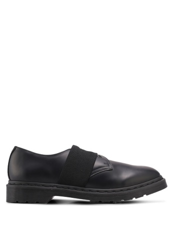 Dr. Martens black Core Fusion 1461 Elt Slip On Shoes DR086SH0SX6RMY_1