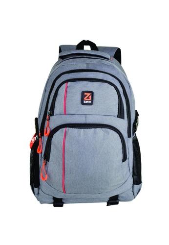 TRANSGEAR grey 394 Backpack 1743AAC57FAB60GS_1